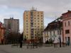Zateplení věžových bytových panelových domů v Sokolově, Růžové nám, ul. M.Majerovém Slavíčkova ulice